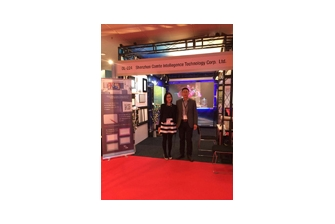 ComteVision attended the ISE2016 in Amsterdam, Netherlands from Feb 9th-Feb 12th  .